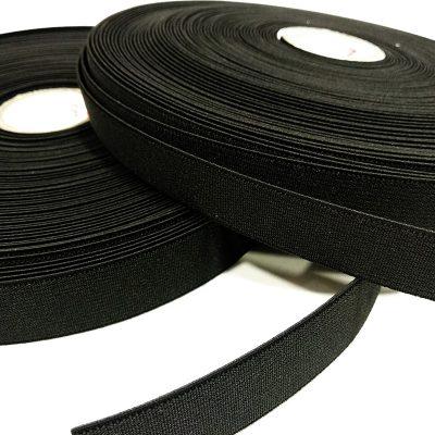 Cinturilla dura negra