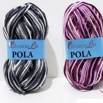 Ovillo lana Pola