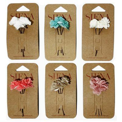 Flores en pincho