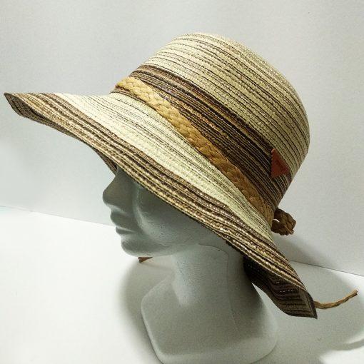 sombrero jaspeado