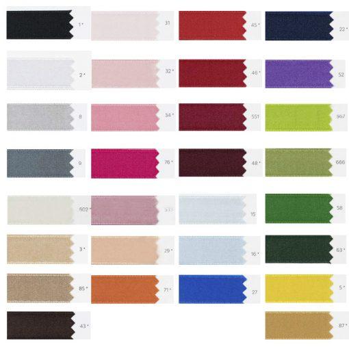 Carta colores manubens