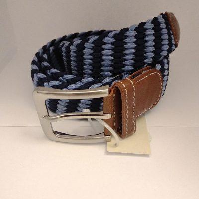 Cinturón elastico 2 colores