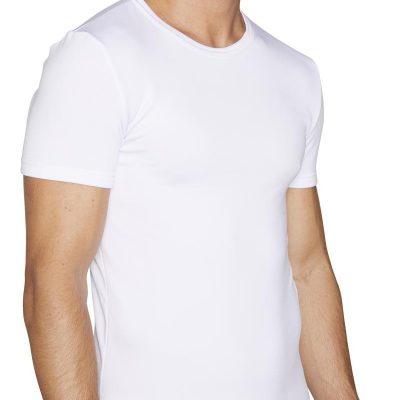 Camiseta Hombre Ysabel Mora cuello redondo