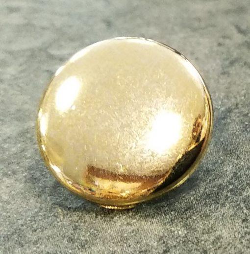 boton dill dorado 15mm